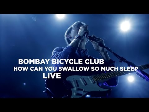 Front Row Boston | Bombay Bicycle Club – How Can You Swallow So Much Sleep (live)