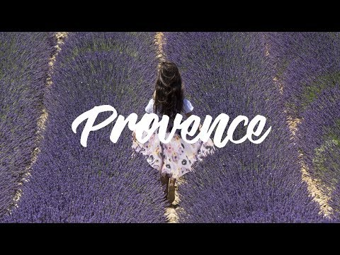 Lavender Fields | Provence, France | Youtube Provence Travel Guide