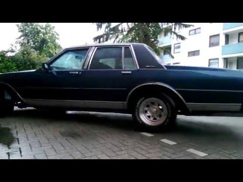 Chevy Caprice V8 Sound