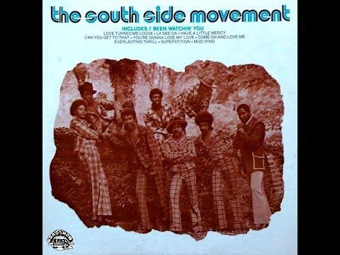 The South Side Movement, The South Side Movement 1973 (vinyl record)
