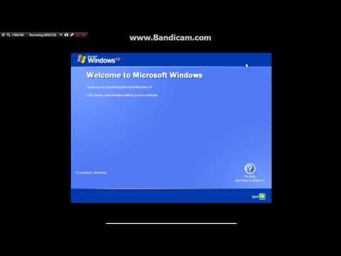 Windows XP Home Edition Installation Music