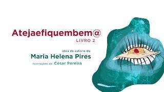 capa de Atejaefiquembem@, Livro 2 de Maria Helena Pires