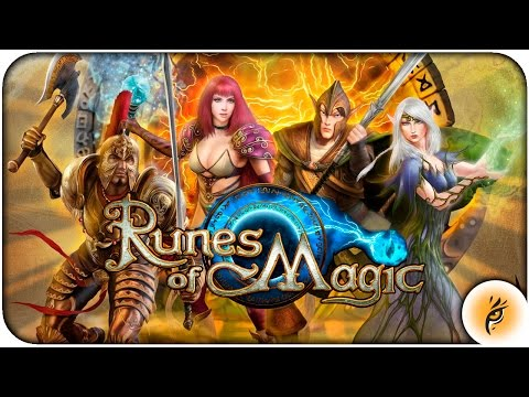 Runes of Magic – PROBANDO MMORPG GRATUITOS