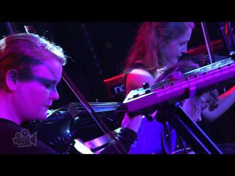 Amiina - Hemipode (Live at Sydney Festival)   Moshcam