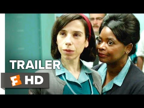 The Shape Of Water Movie Hd Trailer