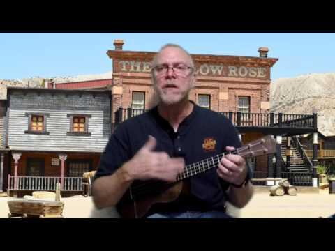 Big Iron, Marty Robbins, cover, 269th season of the ukulele