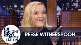 Reese Witherspoonteaches Jimmy To Hit The Woah