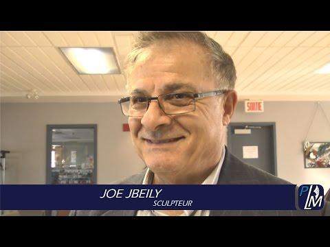 Joe Jbeily | Sculpteur
