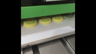 The Best Edible Ink Food Printer, Edible Printing Machine For Macaron Shells, Macaron Printer
