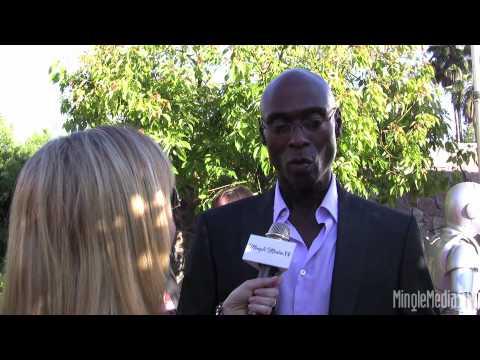 Lance Reddick 36th Annual Saturn Awards Red Carpet Report by Mingle Media TV
