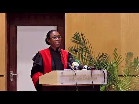 Cerimónia de Abertura do Ano Judicial 2019- Discurso da Procuradora Beatriz Buchili