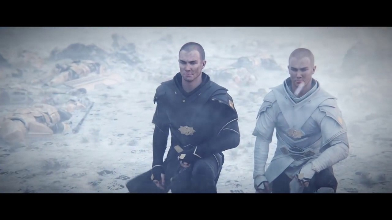 Star Wars The Story Of Arcann And Thexan Youtube
