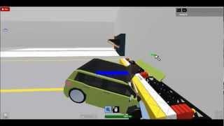 KZ Lucid L Frontal Crash Test - ROBLOX
