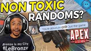 I Was SHOCKED When I Met Randoms Like THIS In Apex Legends! (Gameplay)