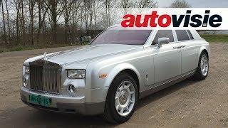 Peters Proefrit #26: Rolls-Royce Phantom (2003)