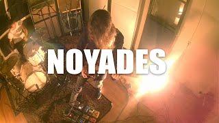 Psychedelic Punk Noise Rock - Noyades ( France) - Djouhri -  @ White Noise Sessions 25-01-2018