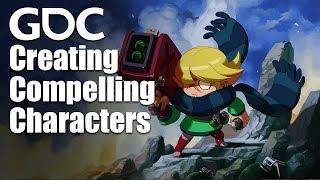 Creating Compelling Characters: Insights from a Panel of Character Concept Artists