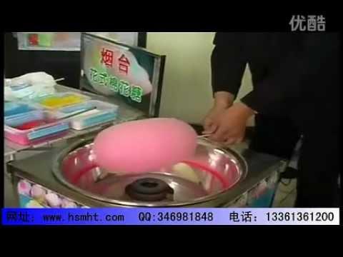 Cách làm kẹo bông-làm kẹo bông-cach lam keo bong -0977.545.888