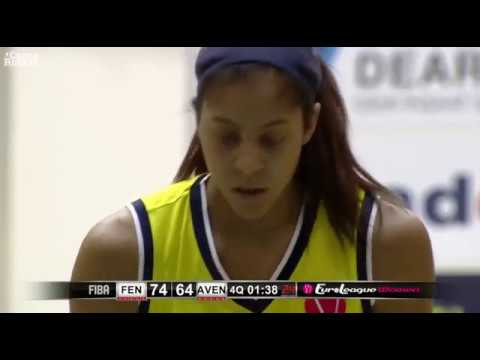 Candace Parker drops 23 points in her 2017 EuroLeague Women debut with Fenerbahçe