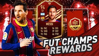 LIVE FIFA 21 3x TOP 200 REWARDS OPENEN MET MESSI IN TOTW!! Sebas de Jong