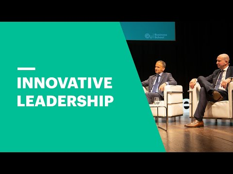 Innovative Leadership: Jim Hagemann Snabe, CEO Siemens & Mærsk and Mikael Trolle, Dreams & Details