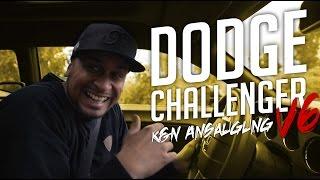 JP Performance - Dodge Challenger V6 | K&N Ansaugung