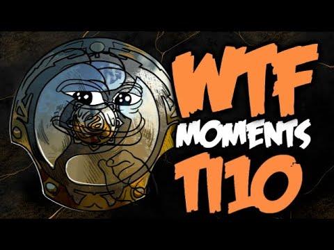 Dota 2 WTF Moments TI10