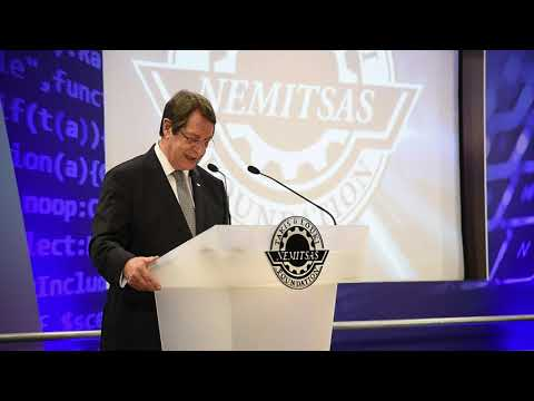 Address by the President of the Republic of Cyprus Mr. Nicos Anastasiades