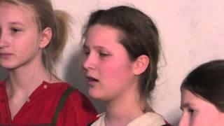 Детский фольклорный ансамбль ''Кладец'' - Ой там, на гори @ АРТ'ЭРИА 24.04.2016