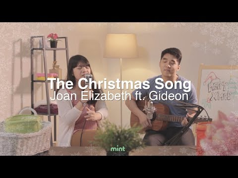 Free Download The Christmas Song (cover) - Joan Elizabeth Ft. Gideon Mp3 dan Mp4