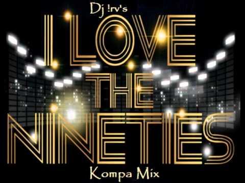 Kompa Mix (late 1980 to 1990's mix) Dj Irv
