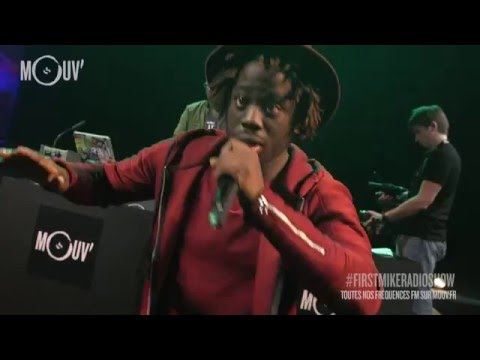 """FABABY : """"Ma petite"""" @ First Mike Radio Show Live #1"""