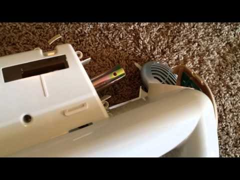 Disassemble graco sweetpeace swing