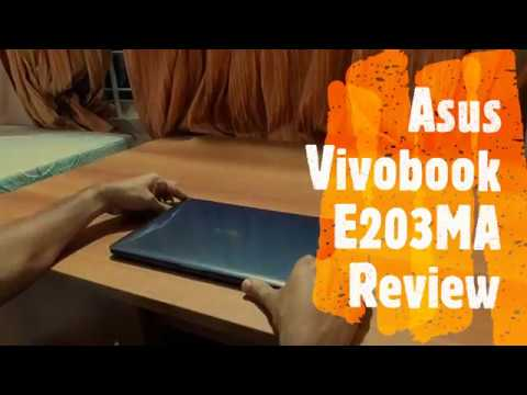 Asus Vivobook E203ma Review