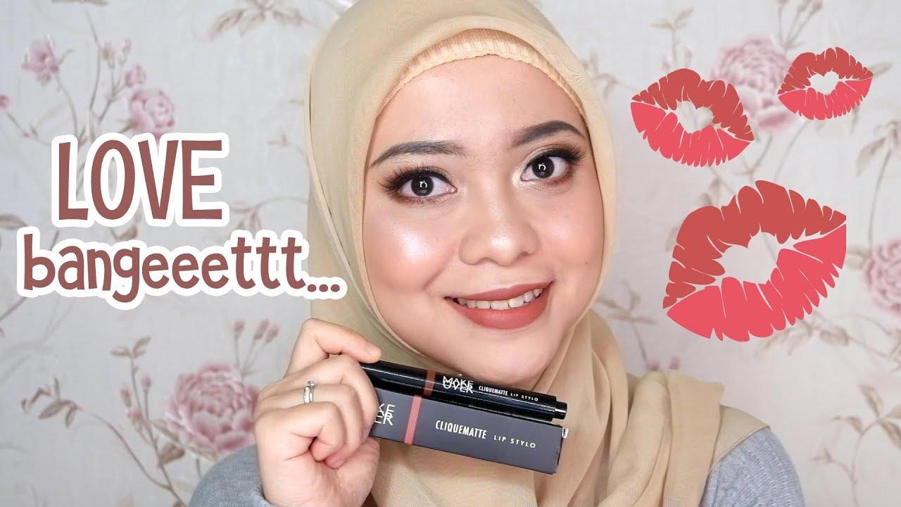 Makeover Cliquematte Lip Stylo Eclaire Review First Impression Viva Eye Liner Pencil Pensil Alis Original 13gr Makeupbynia 15