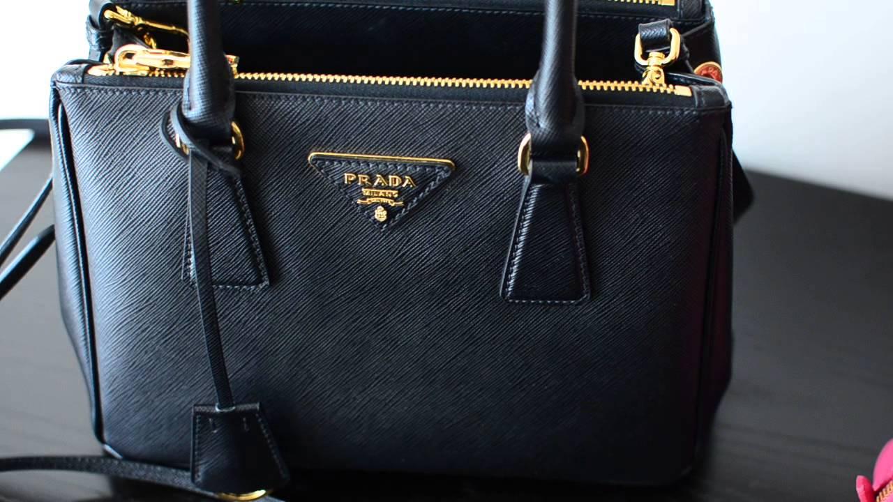 Prada Purse Bag Collection 2015 Youtube