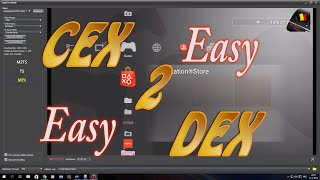 Easy CEX to DEX conversion 4.80 Rebug CFW