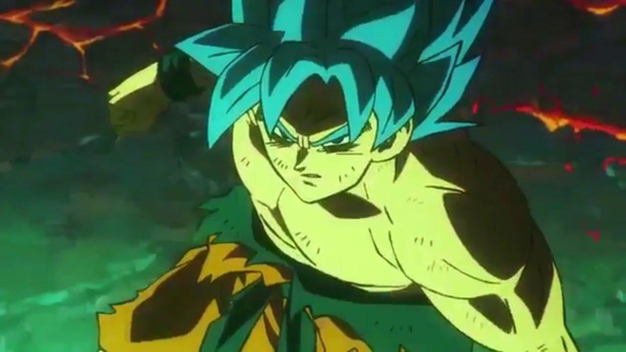 Download Goku Vs Broly | Dragon ball super |  full fight | part 1| FULL HD