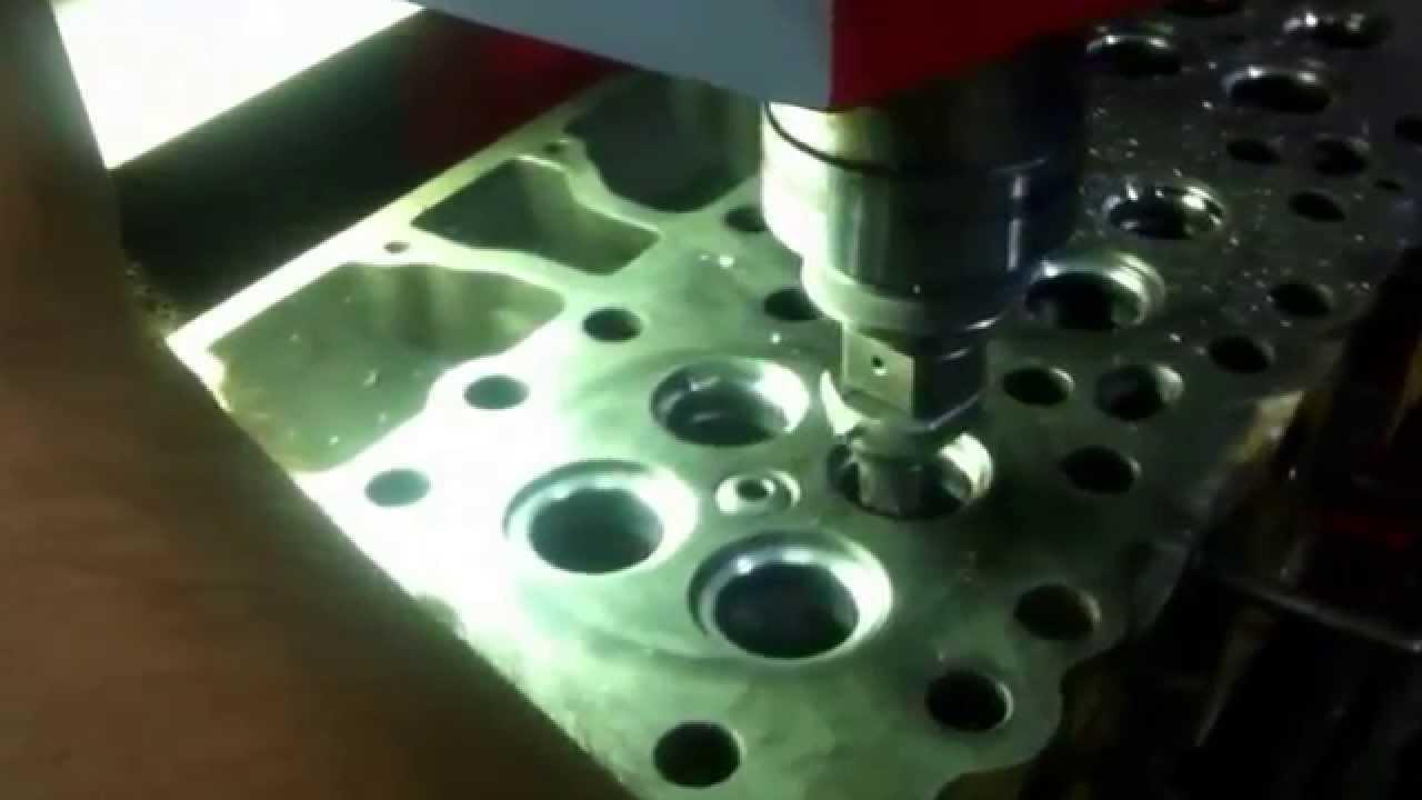 Fla rektifiye silindir kapak revizyonu youtube for Electric motor repair reno nv