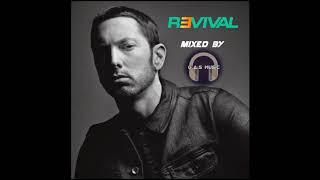 Eminem - Calm Down (Revival mix) Fan Made