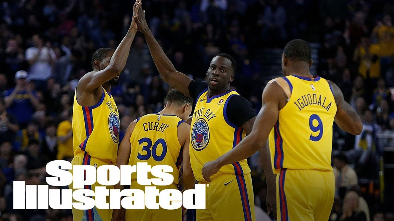 Draymond Green Saves Warriors From Complacent Selves in Game 2 Win