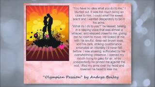 Olympian Passion book trailer