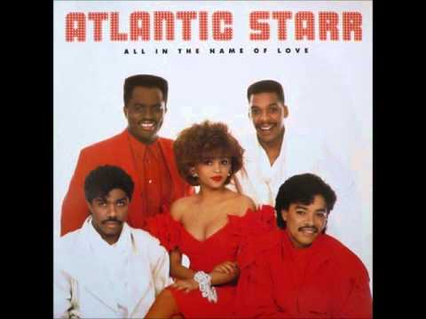 ATLANTIC STARR - one lover at a time 87