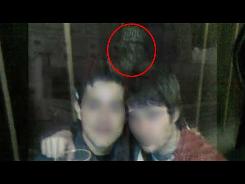 5 MYSTERIOUS Entities CAUGHT on Tape!