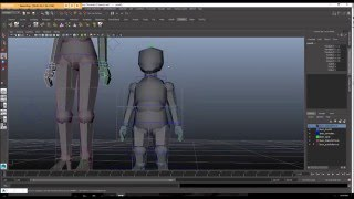 Previs Character Modelling Part 1: Settings and Reference