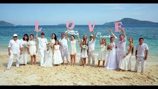 Клип 4 свадьбы на Пхукете