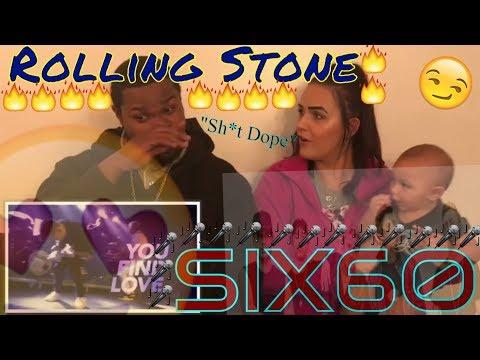 SIX60 - Rolling Stone (Lyric Video) REACTION
