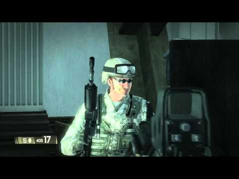 17. Let's Play BlackSite: Area 51 [HARD] Blooper 2