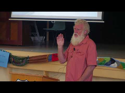 Farming the Land as if it was Australia: Bruce Pascoe at Futurelands2