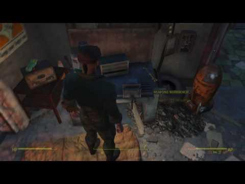 Fallout 4 Survival Instinct
